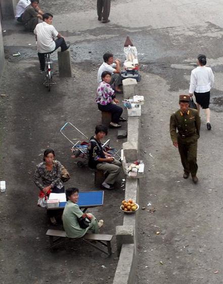 北朝鲜人民生活_朝鲜农村现状悲惨的朝鲜现状 日本农村现状图片 图片