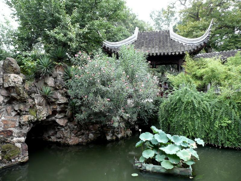 江苏省苏州市城区东北角的园林路23号