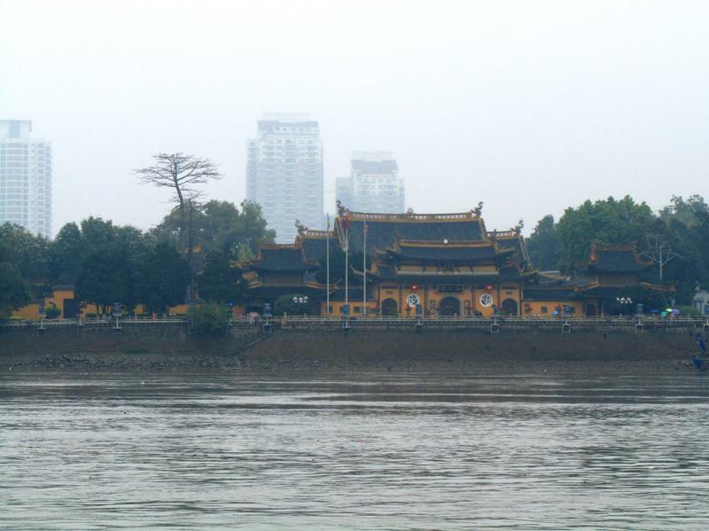 温州市江心寺 图