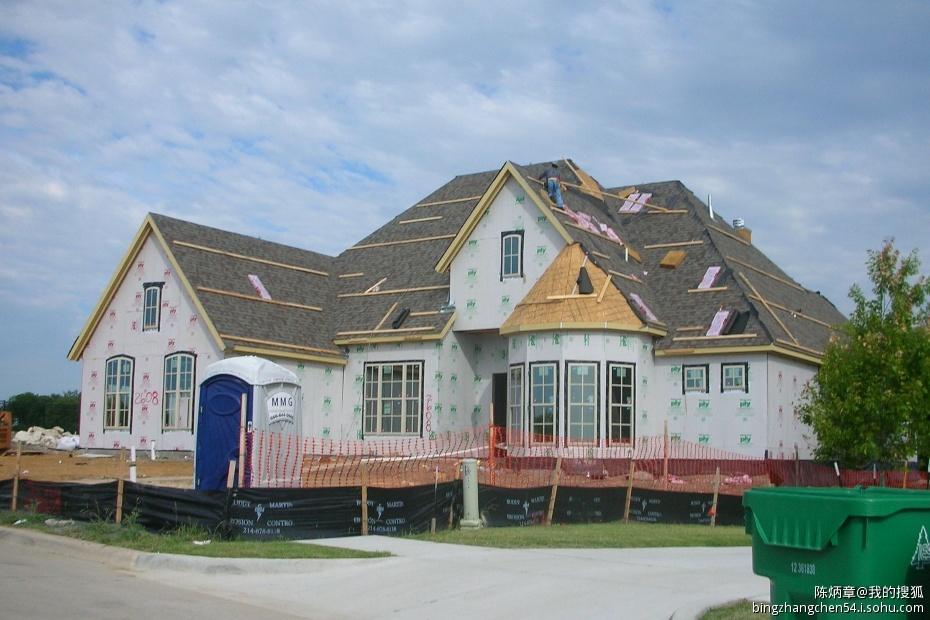美国房子为何不怕震 - 余昌国 - 我的博客