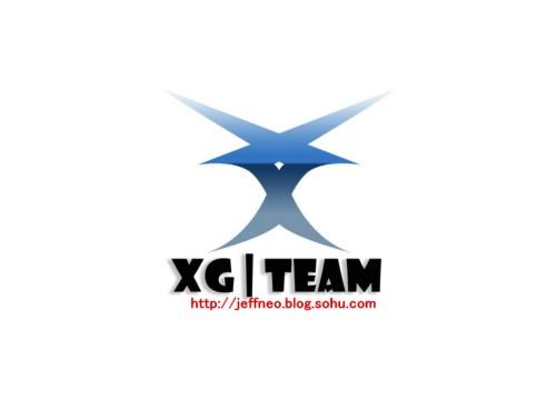 汕头大学xg战队队标设计