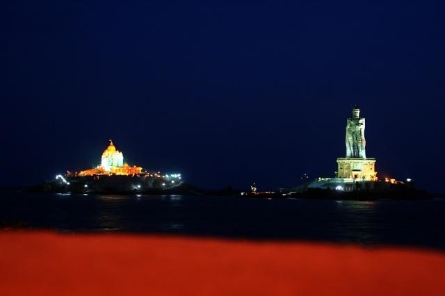 【印度·天涯海角三色海】科摩林角:此岸,彼岸