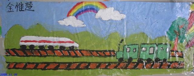 今天幼儿园举行画画比赛