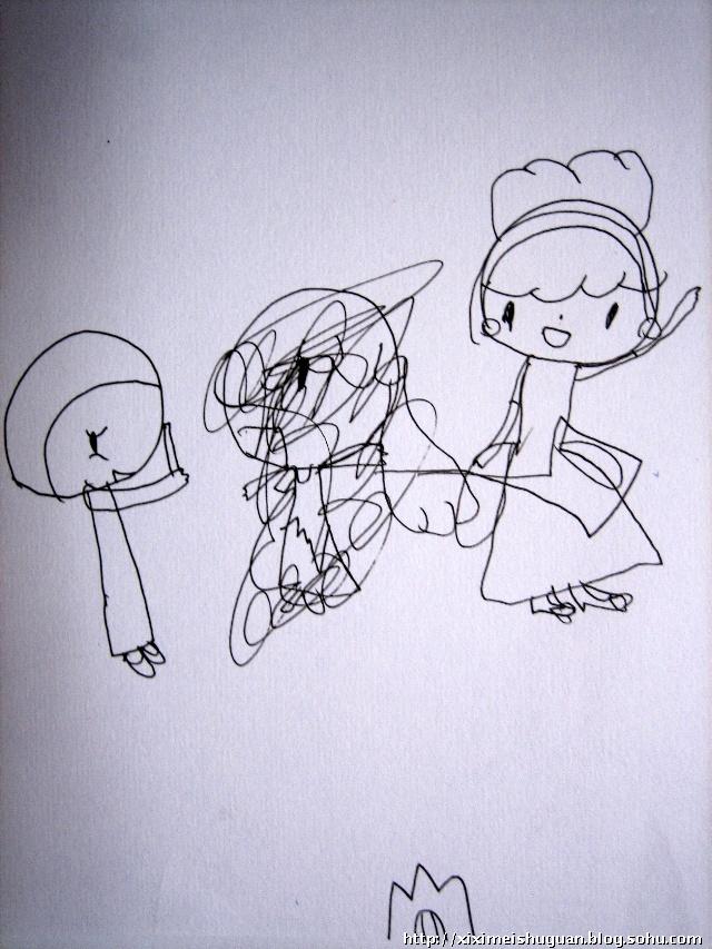 小公主 第二本书图片