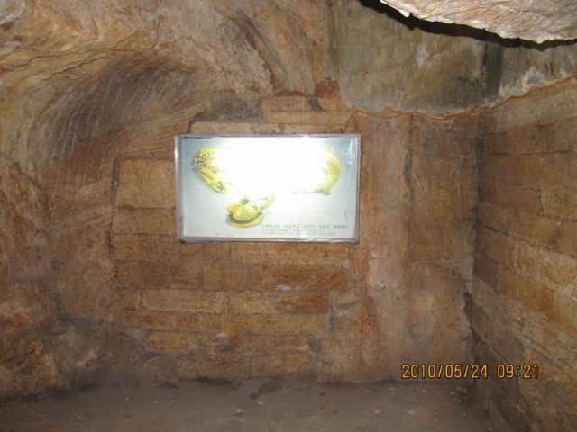 狮子山汉墓本身就奇特,因而它是世界级的