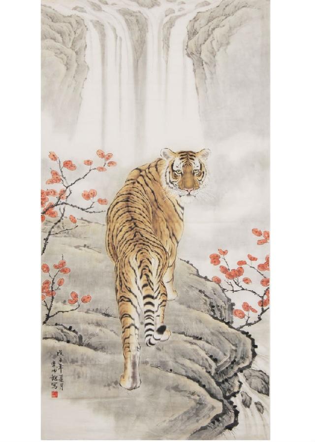 析中华人民美术网图片
