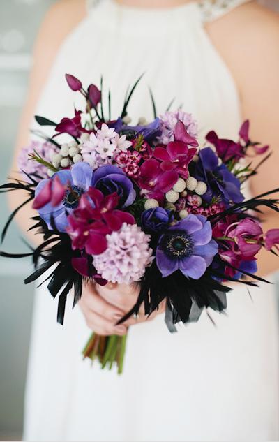 株洲摩登新娘 贴心新娘手捧花中的奥秘