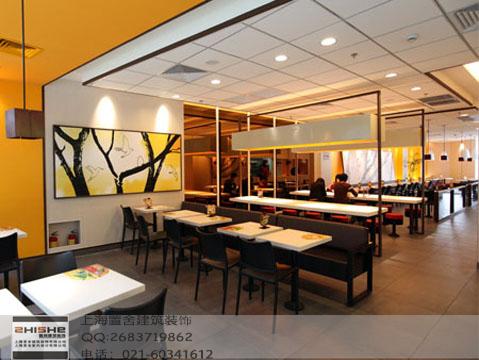 中式快餐店装修—置舍装饰-置舍建筑装饰的空间-搜狐