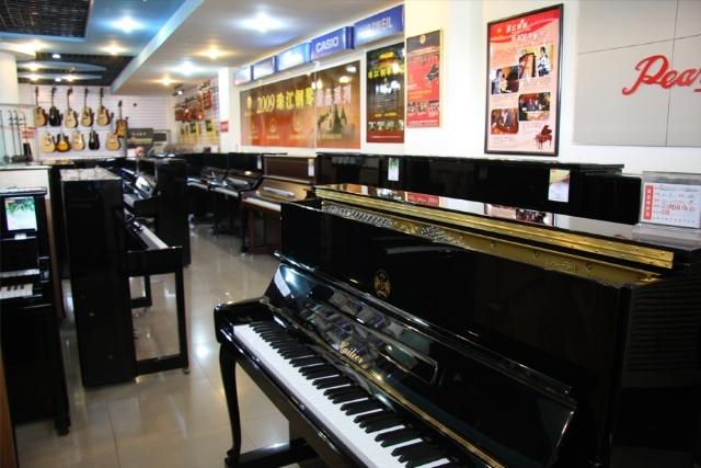 安徽钢琴专卖店 安徽雅马哈钢琴专卖店海知音琴行 雅马哈钢琴代理店