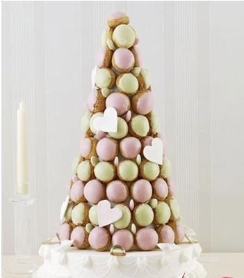创意甜品台!婚礼上甜蜜角落