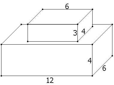 知识&智慧——组合立体图形表面积和体积教学一得