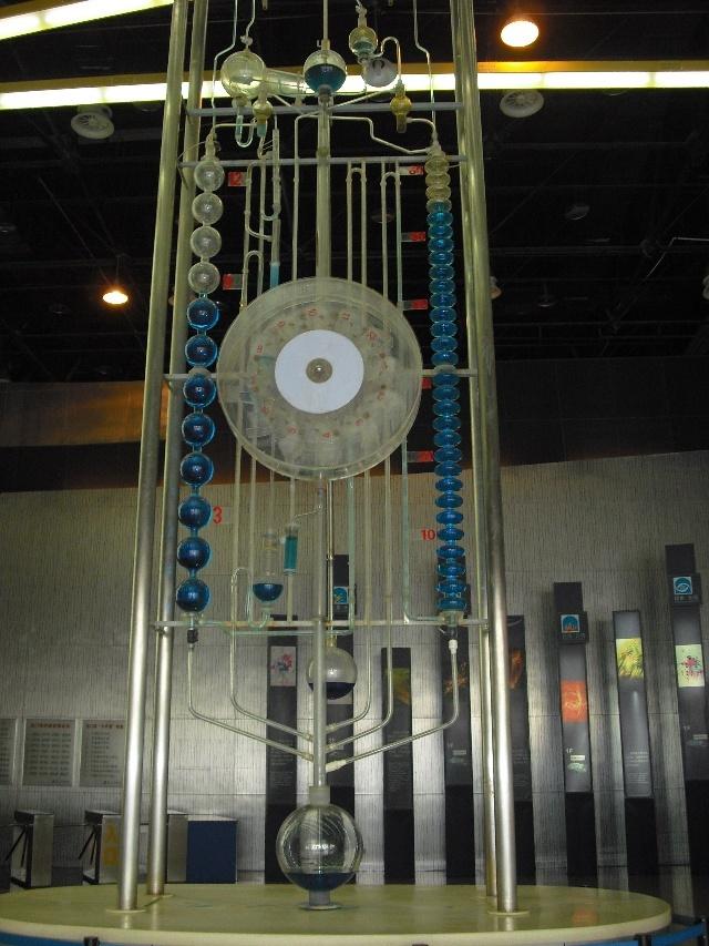 科学小制作水钟