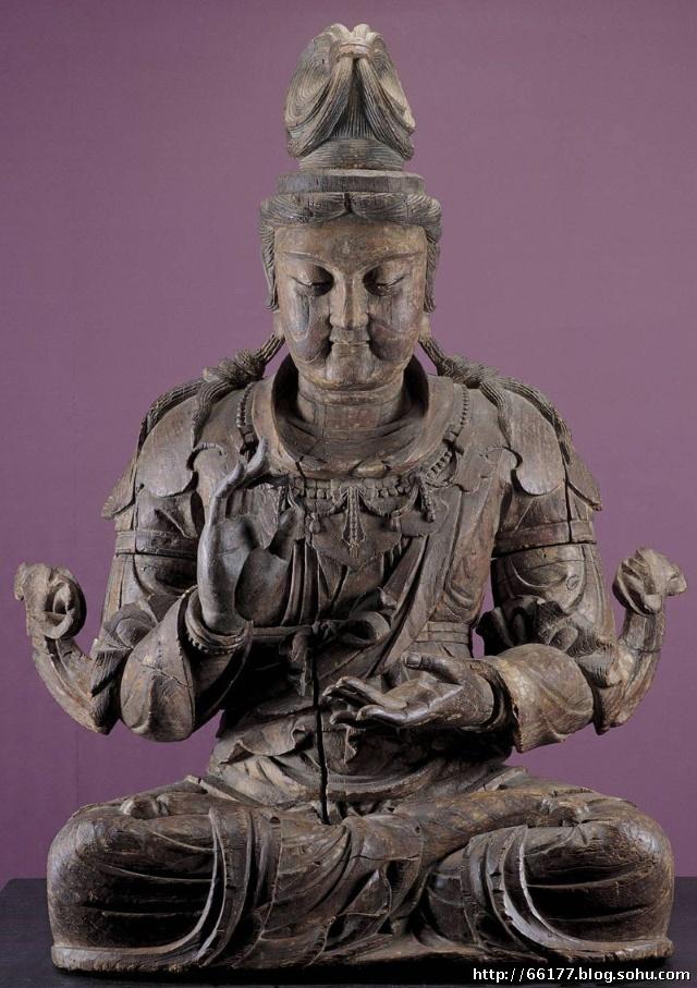 第三十一篇:宋代佛造像的艺术特点及水月观音最早的来历(资料选摘)