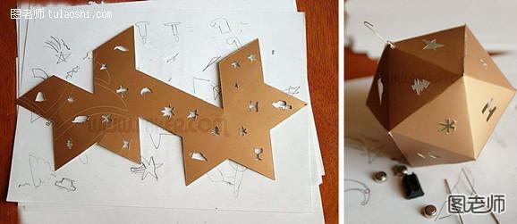 星星三角实物接线图