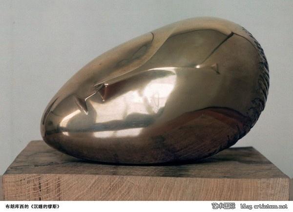 布朗库西是抽象雕塑之父