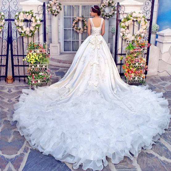 婚纱照样式_婚纱照美甲样式图片