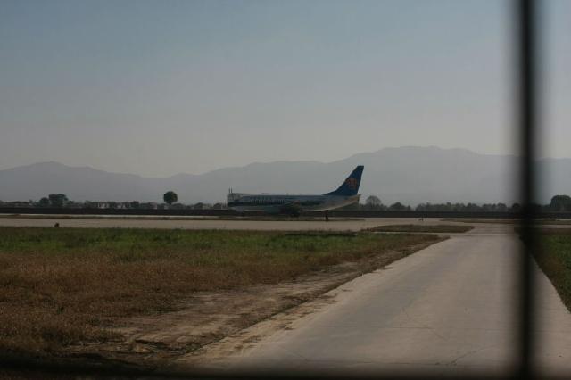 长治飞机场