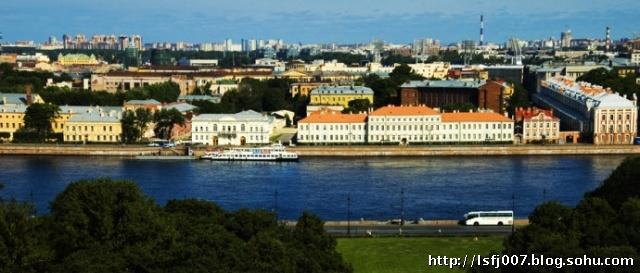 莫斯科和圣彼得堡