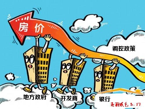 【中国怎么办】中国高房价的深层原因 - 中国怎