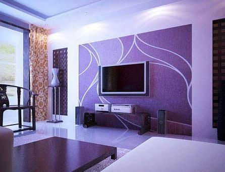 西安硅藻泥 定制专属你的墙饰 电视墙定制 给你独一无